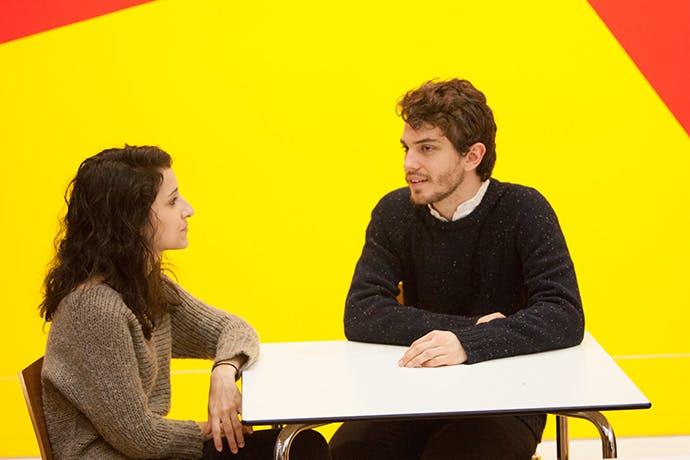 IMG - Financial Aid - Talk to an Advisor