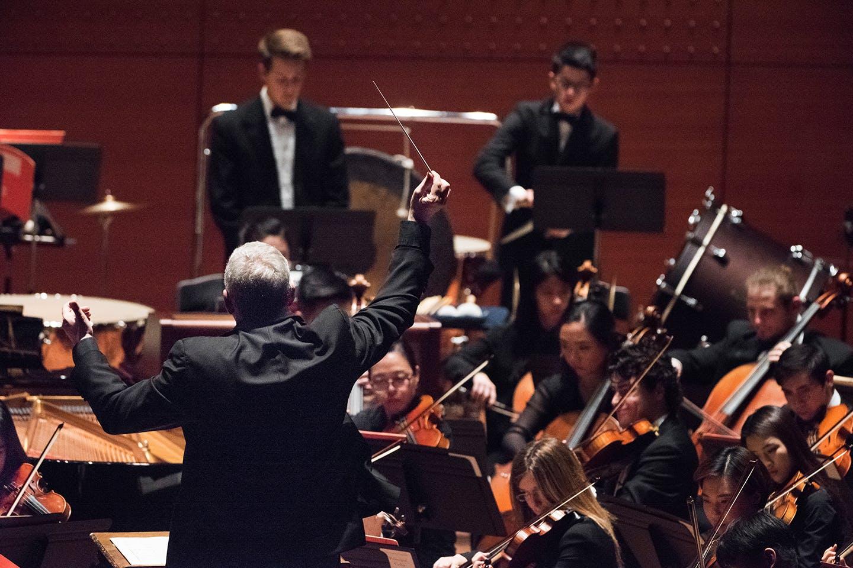 Orchestra - Mannes Hero