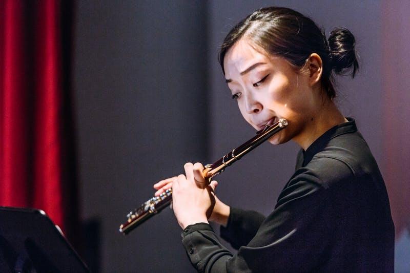 19 - Flautist