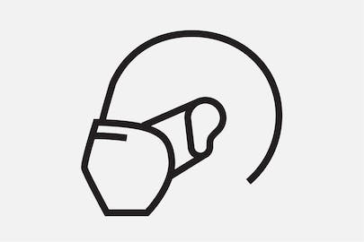Icon - Health and Safety Mask
