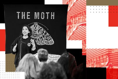 The Moth StorySLAM and Workshop
