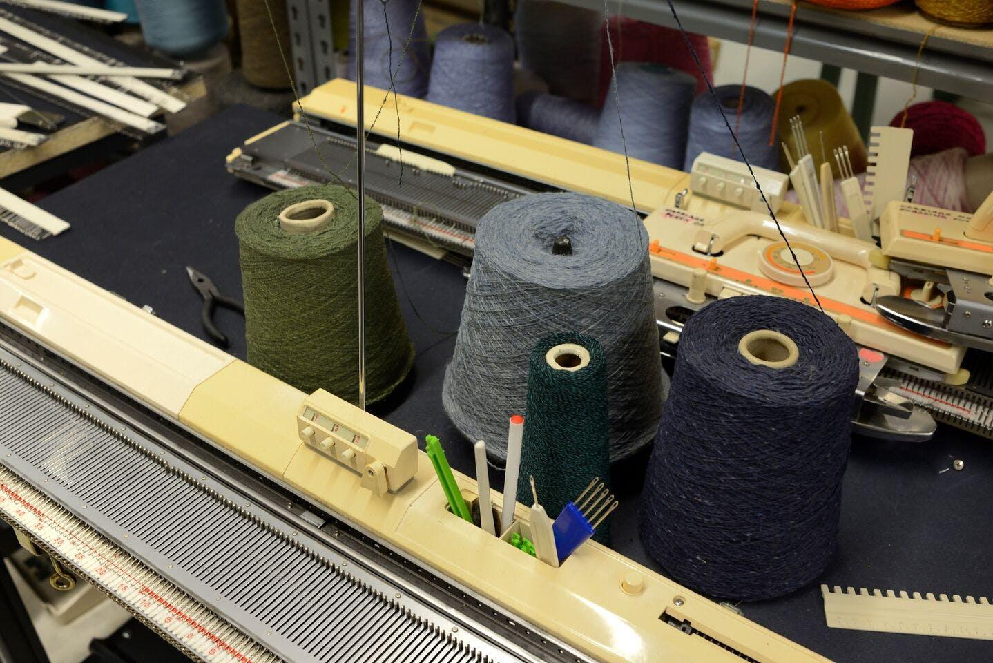 Machine Knitting Studio