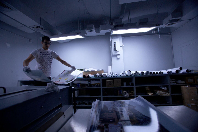 Open Print Lab