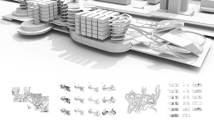 Pier 35 Architecture proposal