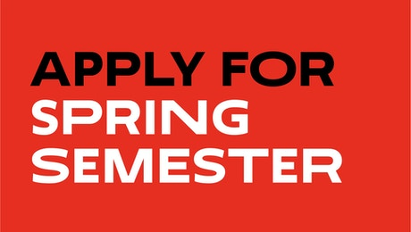 APPLY FOR SPRING