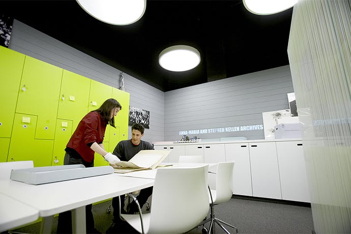 IMG - Student Facilities - Libraries and Archives