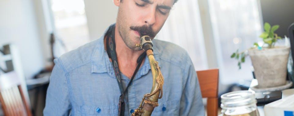 Eddie Barbash Video Photo