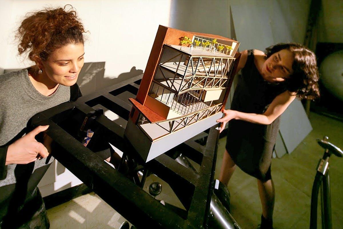 MFA. Lighting Design  sc 1 st  The New School & Graduate Programs   The New School