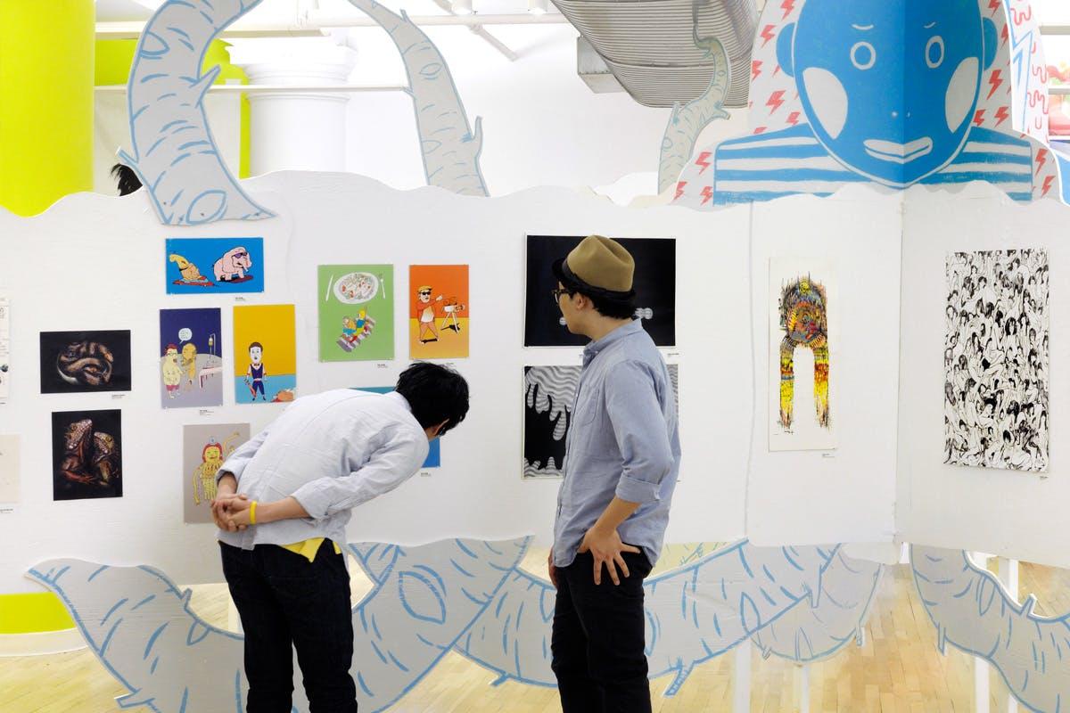 Art Media And Design Ba Majors Undergraduate Academics