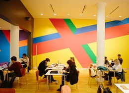 Prime A University In New York City The New School Interior Design Ideas Clesiryabchikinfo