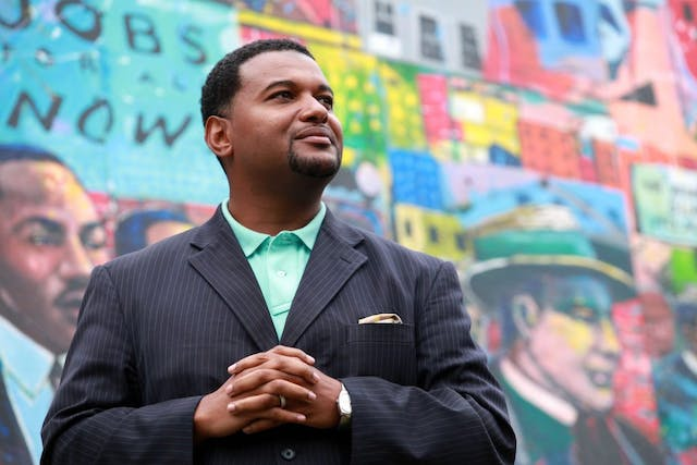 Nathaniel Smith: CEO of Partnership for Southern Equity