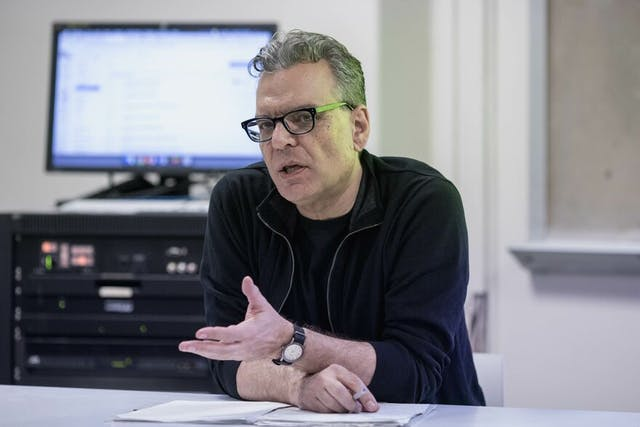 Vladan Nikolic, Dean of School of Media Studies, Focuses on Future of Media