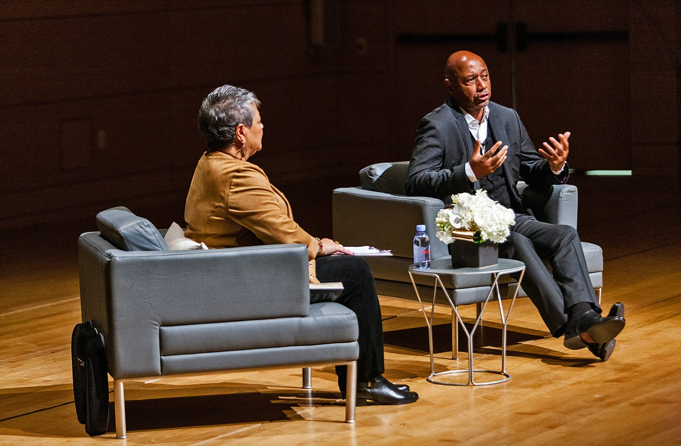 SPE Events Slideshow - Raoul Peck