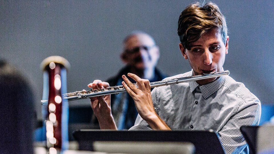 Flute in Class