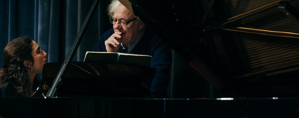 Richard Goode Masterclass