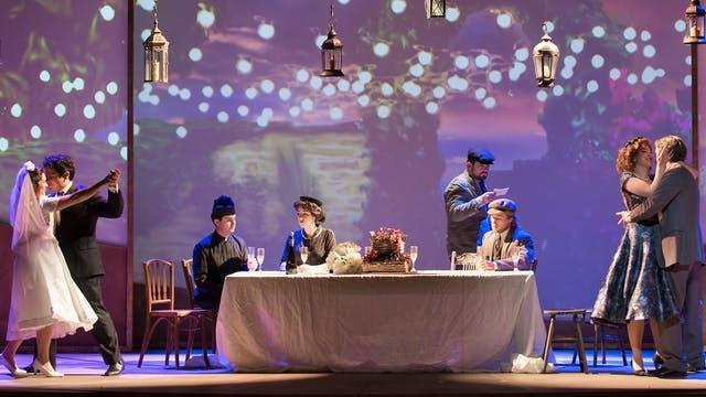 Opera at the New School: Il Postino