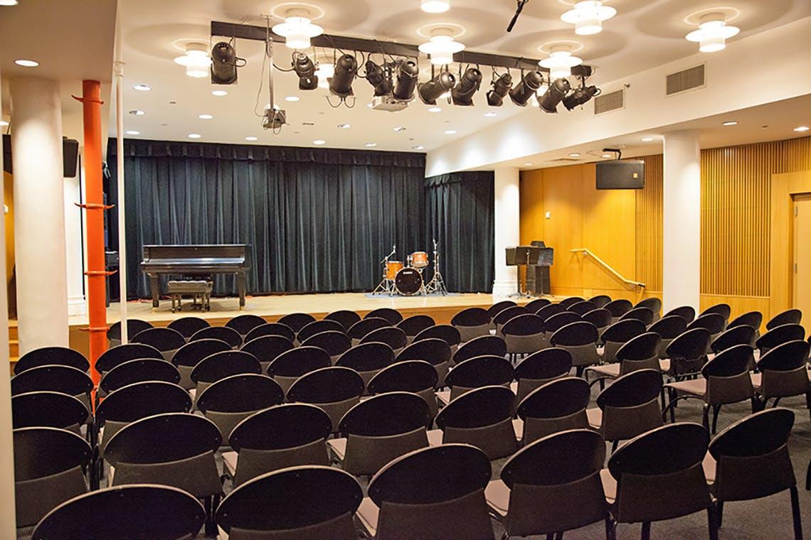 Jazz Performance Space