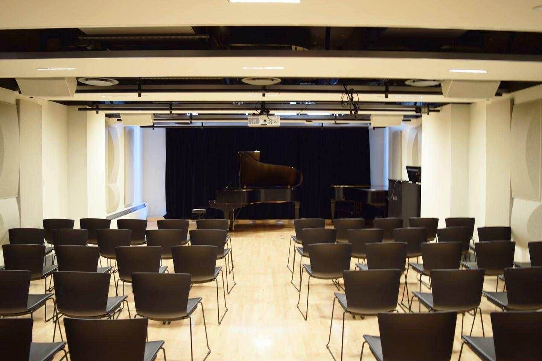 Baisley Powell Elebash Recital Hall