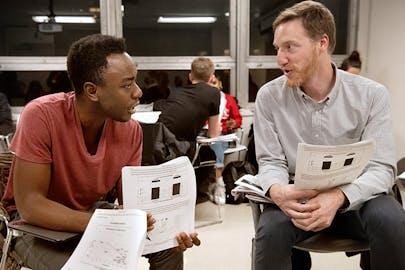 Academics - Graduate Minors Chip