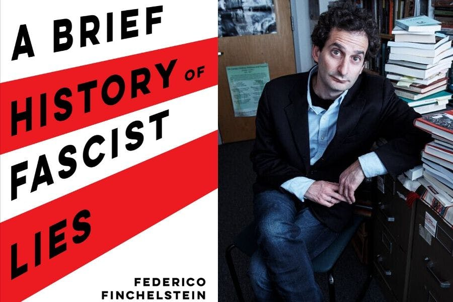 Federico Finchelstein homepage